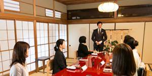 秘書が訪問!接待店レポート「紀尾井町 福田家」