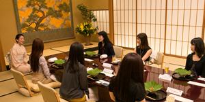 秘書が訪問!接待店レポート「青山 浅田」