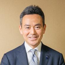 代表取締役 浅田松太氏