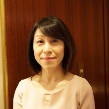 秘書会員の角田さん