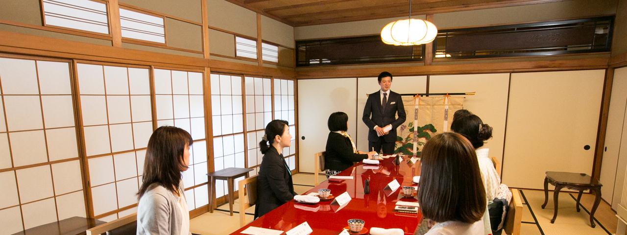 秘書が訪問!接待店レポート「紀尾井町 福田家 」