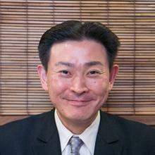 支配人 松尾賢一郎 氏