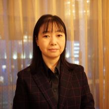 秘書会員の髙橋柚実子さん